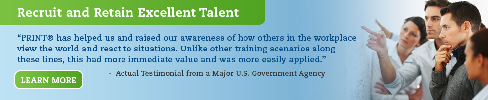 Recruit and Retain Excellent Talent